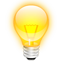 A picture of a lightbulb is often used to repr...