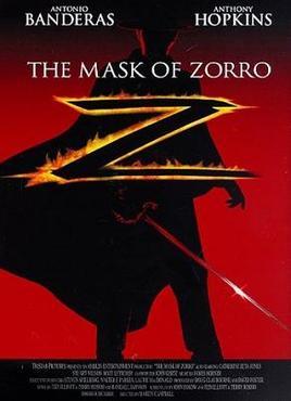 Le masque de Zorro - The Mask of Zorro - qaz.wiki