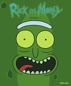 Rick And Morty A Way Back Home Full Game : morty, Morty, (season, Wikipedia