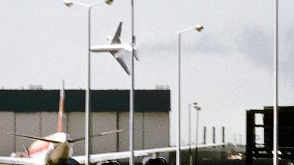 Image result for American Airlines Flight 191 crash