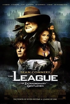 The League of Extraordinary Gentlemen (film)