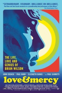 Poster for 2015 drama Love & Mercy