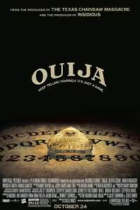 Poster for 2014 horror film Ouija