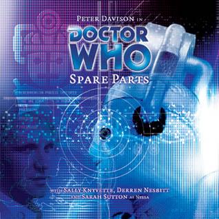 Spare Parts audio drama  Wikipedia