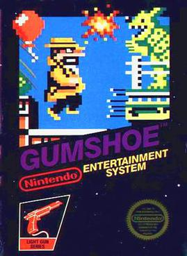 Gumshoe video game  Wikipedia