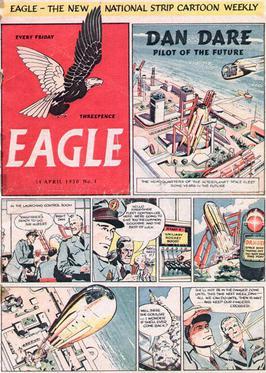 Eagle British comics  Wikipedia