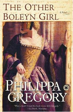 The Other Boleyn Girl Book Cover