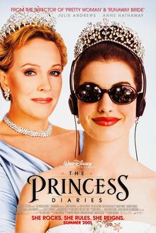 The Princess Diaries (film)