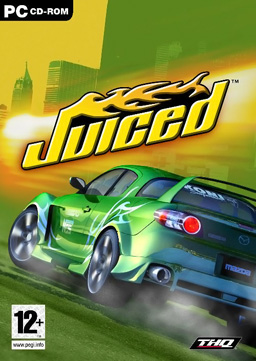 Juiced video game  Wikipedia