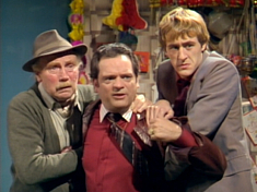 The original Only Fools and Horses line-up of ...