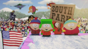 South Park - The City Part of Town