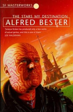 Moore's 1999 cover for the SF Masterworks edit...