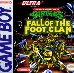 Get TMNT: Fall of The Foot Clan from eBay.
