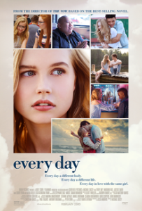 Movie Monday: Every Day