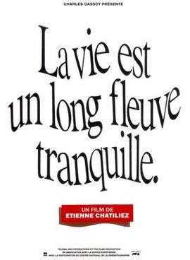 La Vie N'est Pas Un Long Fleuve Tranquille : n'est, fleuve, tranquille, Quiet, River, Wikipedia