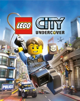 Lego City Adventures : adventures, Undercover, Wikipedia