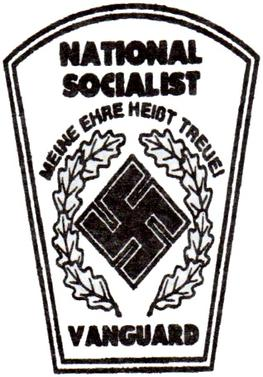 National Socialist Vanguard  Wikipedia