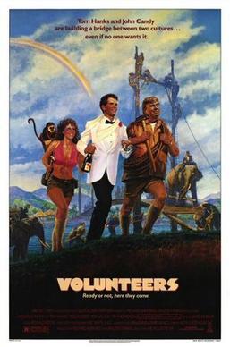 Volunteers (film)