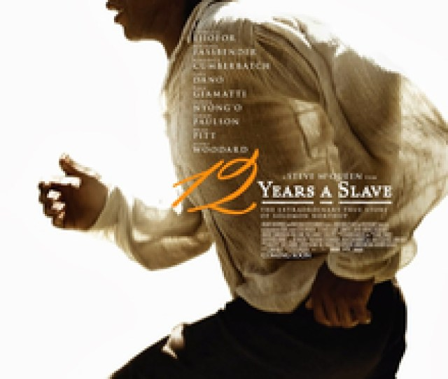 Years A Slave Film