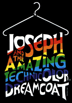 Joseph and the Amazing Tehnicolour Dreamcoat poster