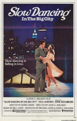 Slow Dancing In The Big City  Wikipedia