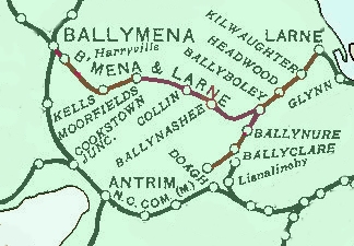Ballymena and Larne Railway  Wikipedia