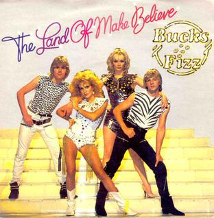 Bucks Fizz Land of Make Believe