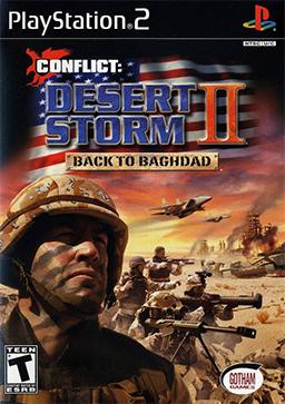 Conflict Desert Storm II Wikipedia