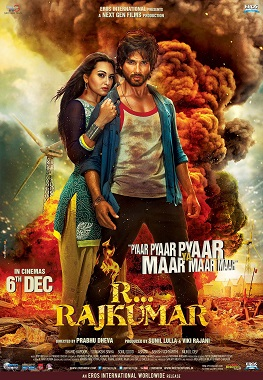 R Rajkumar A Biggest Hit For Shahid Kapoor
