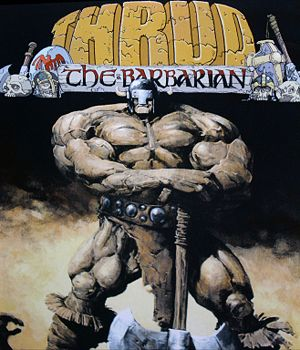 Thrud The Barbarian Wikipedia
