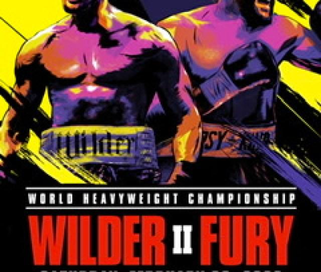 Deontay Wilder Vs Tyson Fury Ii Wikipedia
