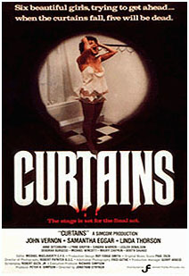 Curtains 1983 film  Wikipedia