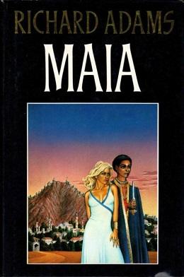 Maia novel  Wikipedia