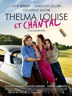 Thelma Et Louise Film : thelma, louise, Thelma,, Louise, Chantal, Wikipedia