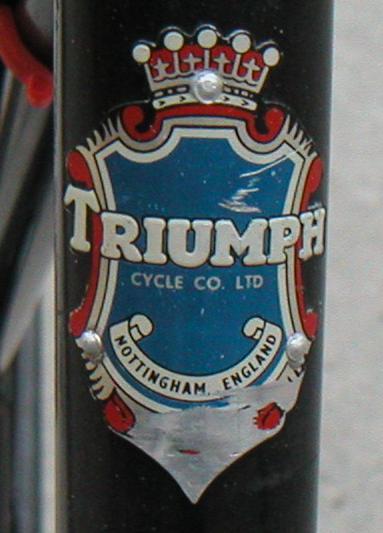 Triumph Cycle  Wikipedia