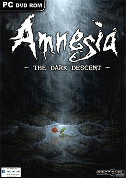 Amnesia: The Dark Descent game cover