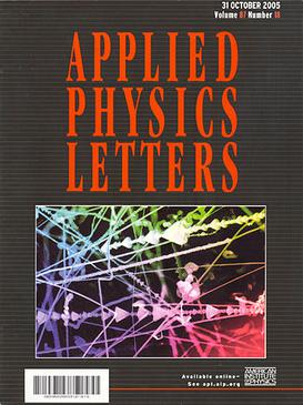 Applied Physics Letters  Wikipedia