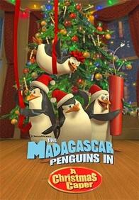 Les Pingouins De Madagascar Film : pingouins, madagascar, Madagascar, Penguins, Christmas, Caper, Wikipedia