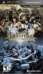 Dissidia 012 [duodecim] Final Fantasy PSP box art