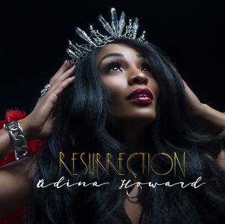 Resurrection Adina Howard album  Wikipedia
