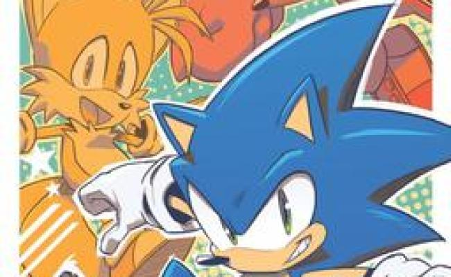 Sonic The Hedgehog Idw Publishing Wikipedia