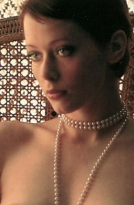 Photo of Sylvia Kristel used to promote the 19...