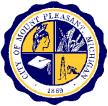 Official seal of Mount Pleasant, Michigan