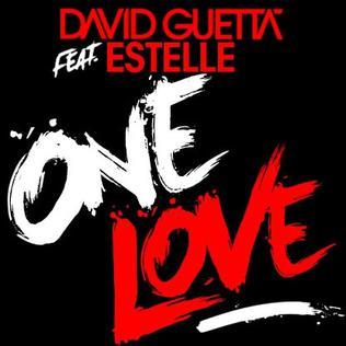 One Love David Guetta song Wikipedia