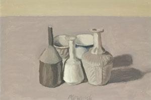 Giorgio Morandi (1890-1964), Natura Morta, oil...