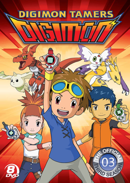 Final Fantasy Legend Of The Crystals Sub Indo : final, fantasy, legend, crystals, Digimon, Tamers, Wikipedia