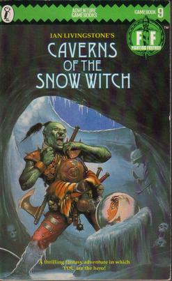 Caverns of the Snow Witch  Wikipedia