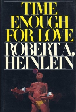 Cover art of Time Enough for Love by Robert A....