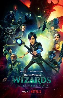 American Nightmare 4 Netflix : american, nightmare, netflix, Wizards:, Tales, Arcadia, Wikipedia