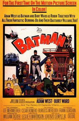 Subscene X Men Apocalypse : subscene, apocalypse, Batman, (1966, Film), Wikipedia